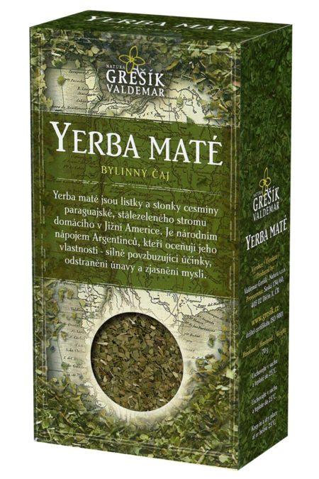 Bylinný čaj YERBA MATÉ