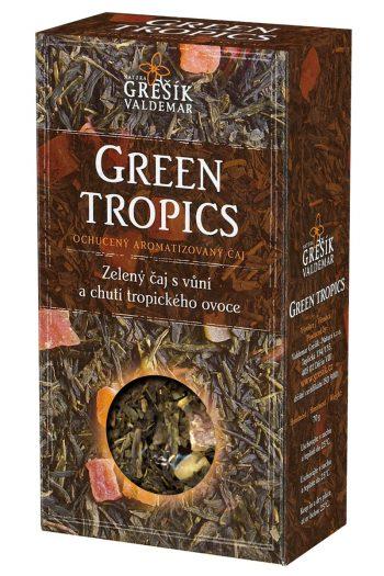 Zelený čaj GREEN TROPICS