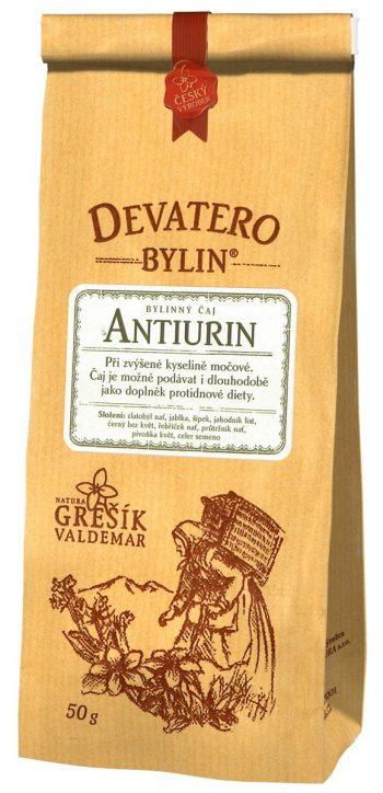 ANTIURIN (pri zápaloch močových ciest)