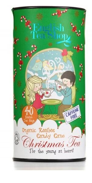Vianočný čaj BIO Rooibos Candy Cane