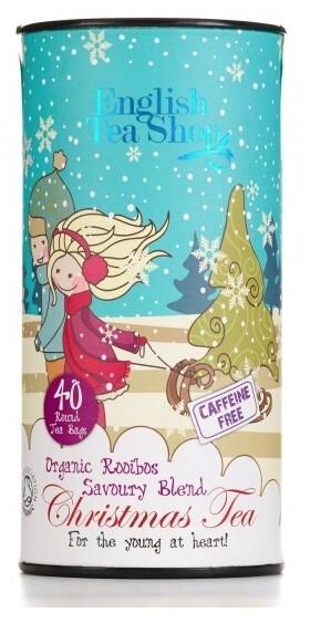 Vianočný čaj BIO Rooibos Savory Blend