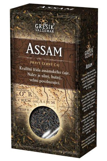 Čierny čaj ASSAM (sypaný)