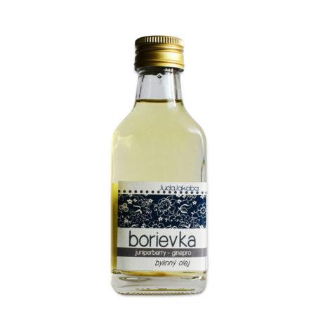 Bylinný olej BORIEVKA