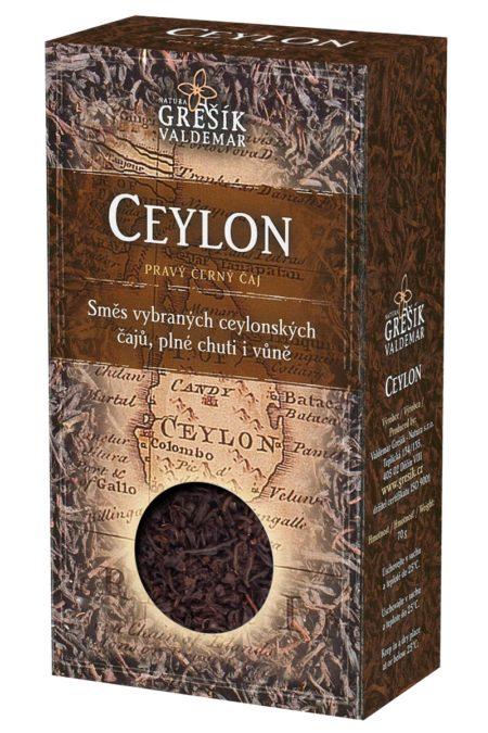 Čierny čaj CEYLON (sypaný)