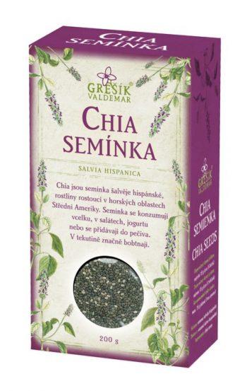 Semienka CHIA