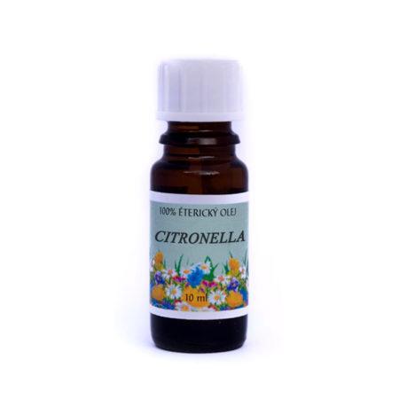 Éterický olej CITRONELLA