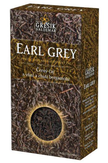 Čierny čaj EARL GREY (sypaný)