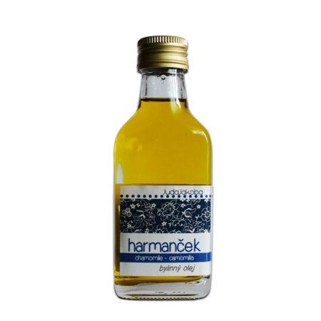 Bylinný olej HARMANČEK