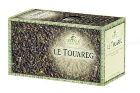 Zelený čaj LE TOUAREG (sáčkový)