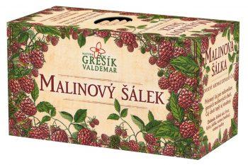 Ovocný čaj MALINOVÝ (sáčkový)