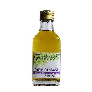 Bylinný olej MATERINA DÚŠKA