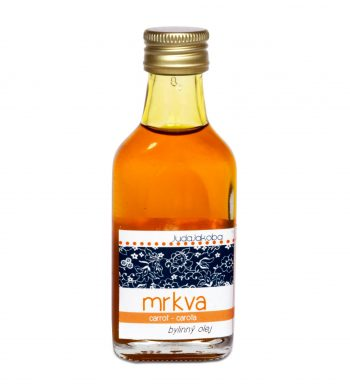 Bylinný olej MRKVA