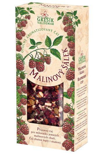 Ovocný čaj MALINOVÝ (sypaný)