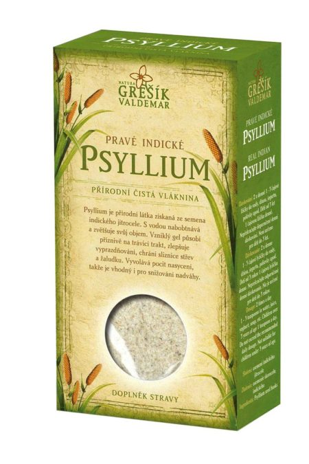Vláknina PSYLLIUM (prírodná