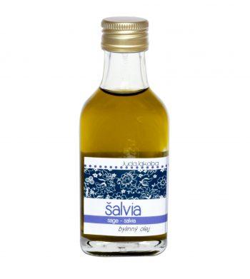 Éterický olej ŠALVIA