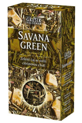 Zelený čaj SAVANA GREEN (sypaný)