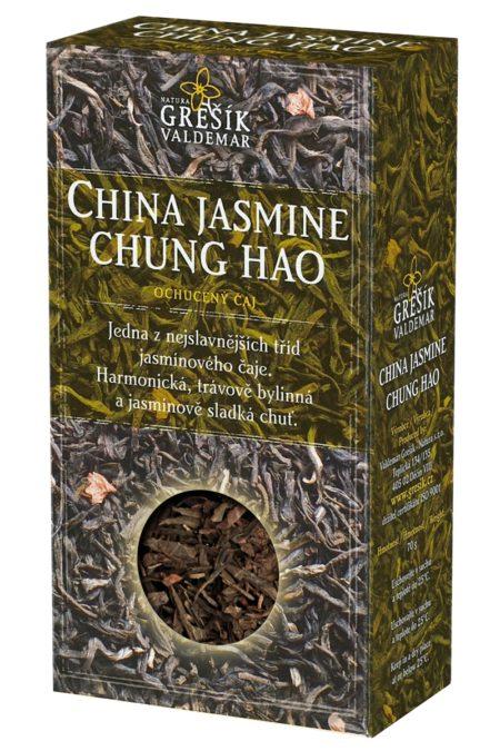 Zelený čaj CHUNG HAO (sypaný)