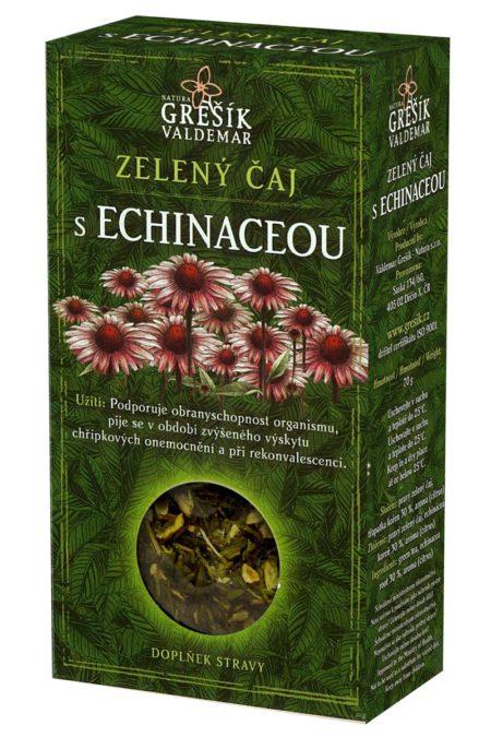 Zelený čaj ECHINACEA (sypaný)