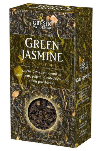Zelený čaj JASMÍNOVÝ (sypaný)