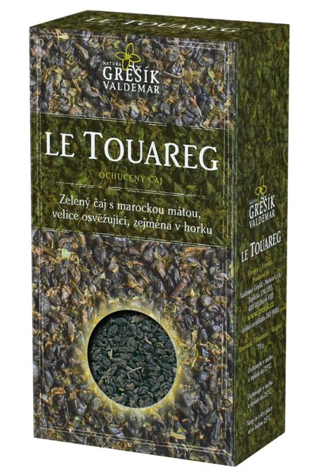 Zelený čaj LE TOUAREG (sypaný)